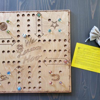 Ben Jack Larado WAHOO Boards
